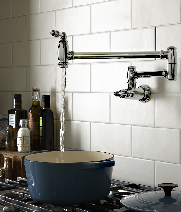 American Standard Wall Mount Kitchen Faucet
