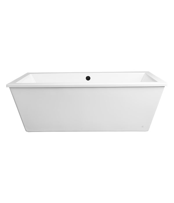 Soaking Tubs Seagram Freestanding Soaker Tub With Deck