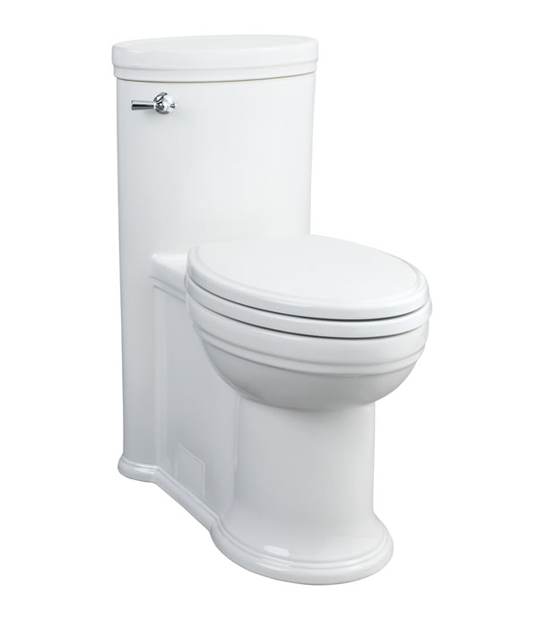 Low Flow Toilet St George One Piece Tall Height