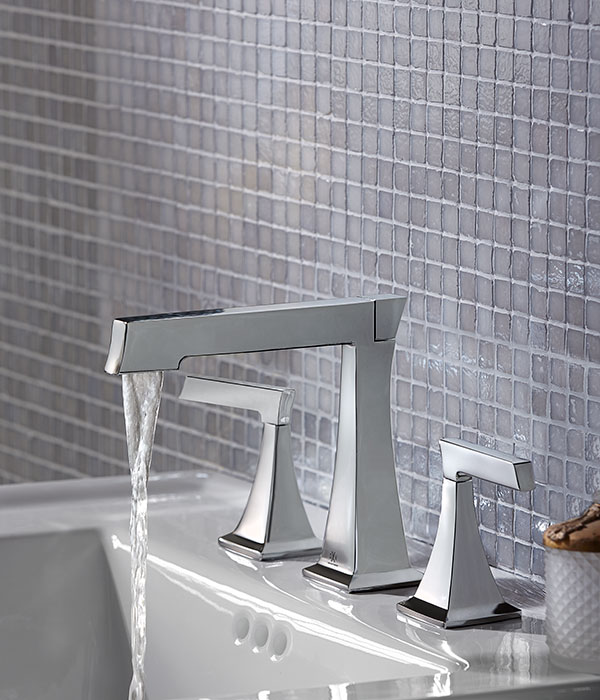Widespread Bathroom Faucets Keefe Lavatory Faucet From Dxv